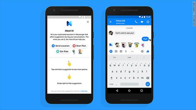 Facebook M: Facebook wanatengeneza 'Virtual Assistant'