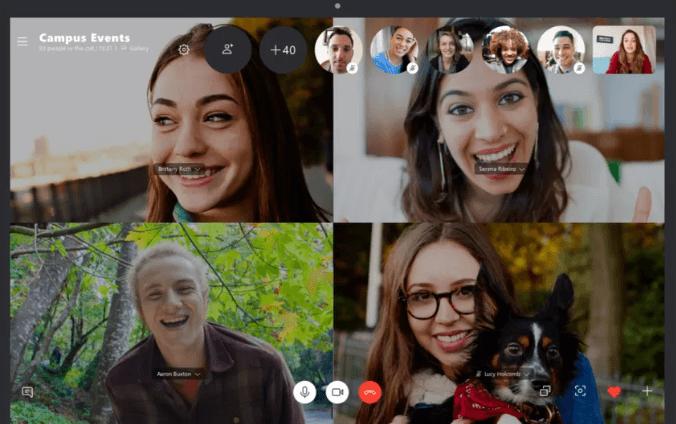 Mawasiliano ya Skype
