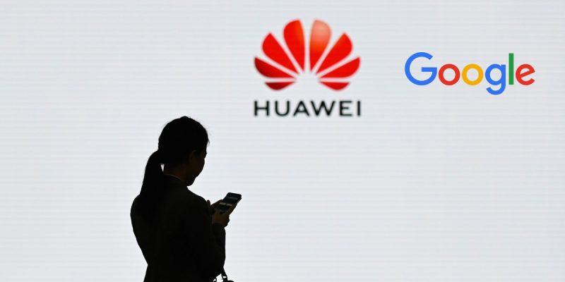 Toleo la Android la Huawei