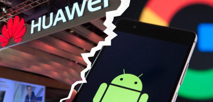 huawei kukosa google playstore