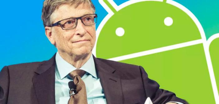 bill gates na android