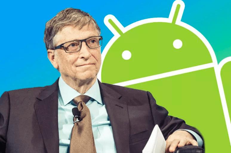 Bill Gates: Kosa kubwa la muda wote ni kuiacha Android kuongoza