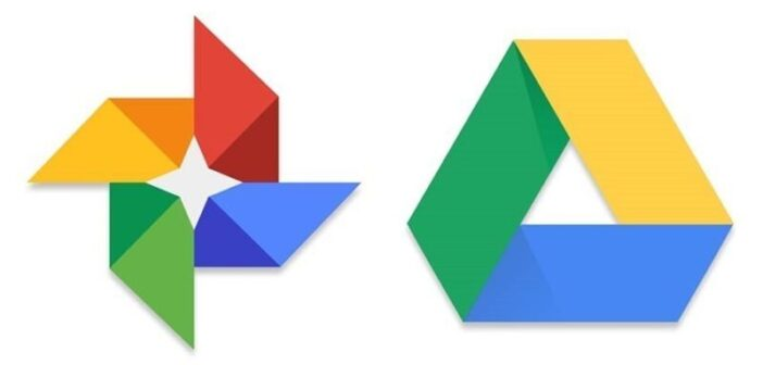 google photos na google drive