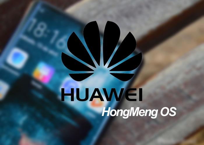 huawei hongmeng os HongMeng OS si mbadala wa Android