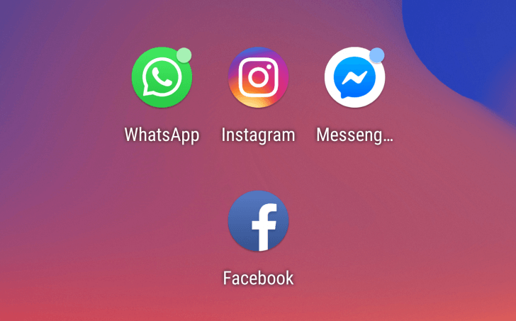 WhatsApp, Facebook na Instagram zapata shida