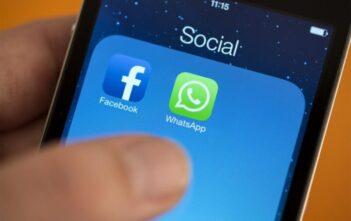facebook whatsapp apps