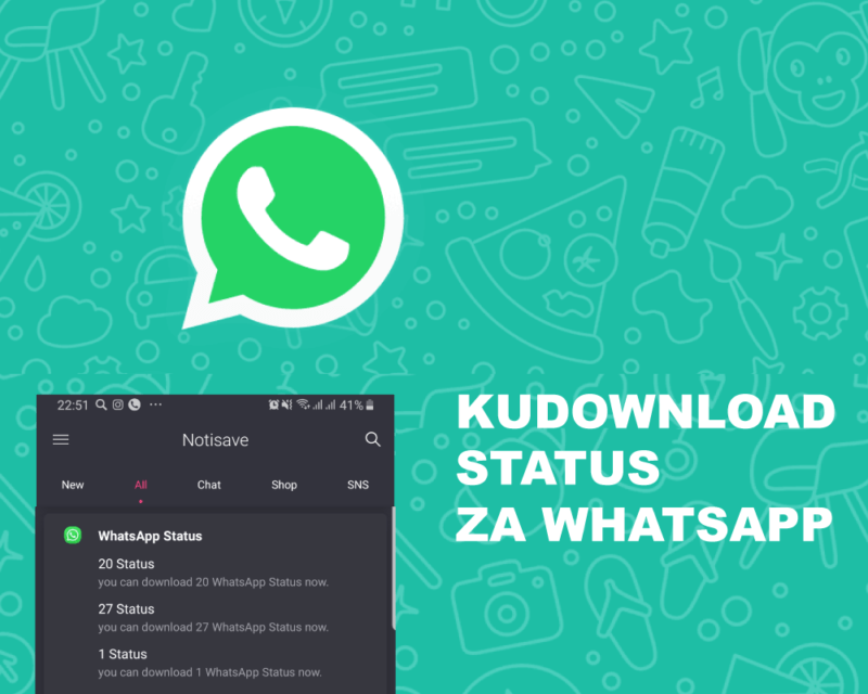 notisave-kudownload-status-zote-za-whatsapp