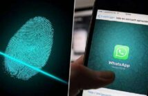 whatsapp fingerprint