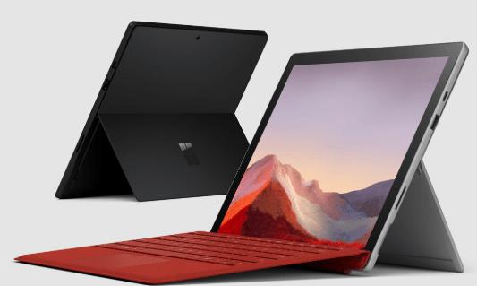 surface pro 7 Microsoft watambulisha laptop mpya