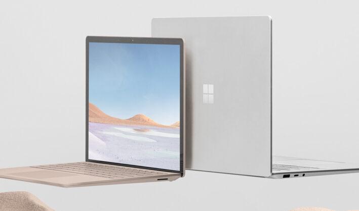 Surface Laptop 3 Microsoft watambulisha laptop mpya