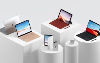 Microsoft watambulisha laptop mpya