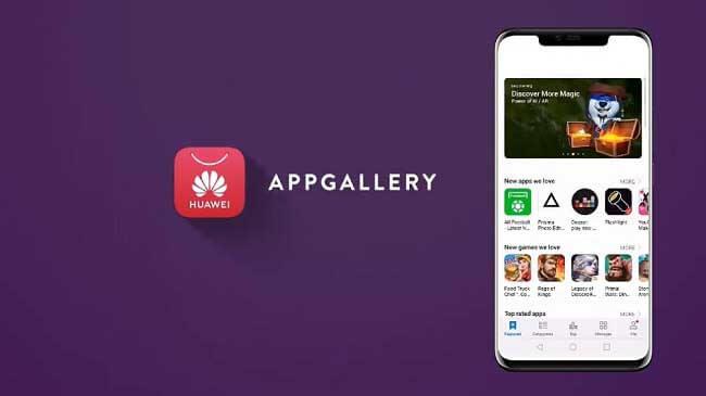 Huawei AppGallery duka la tatu kwa ukubwa baada ya Play Store na App store