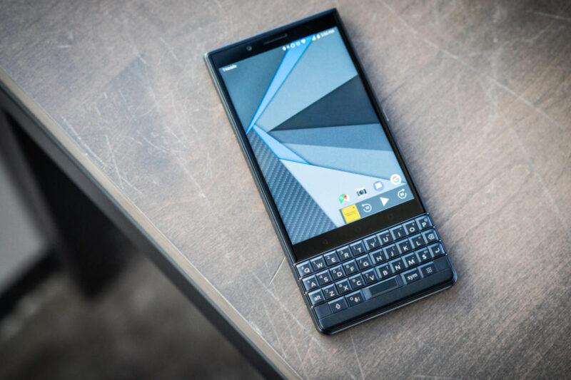 TCL na BlackBerry, TCL kuacha rasmi utengenezaji wa simu za BlackBerry