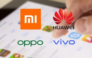 Huawei, Oppo, Vivo, and Xiaomi