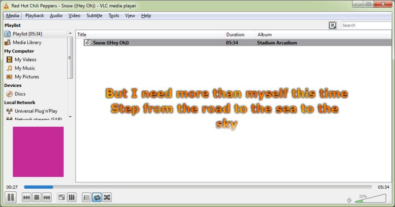 minilyrics lyrics za nyimbo kwenye kompyuta