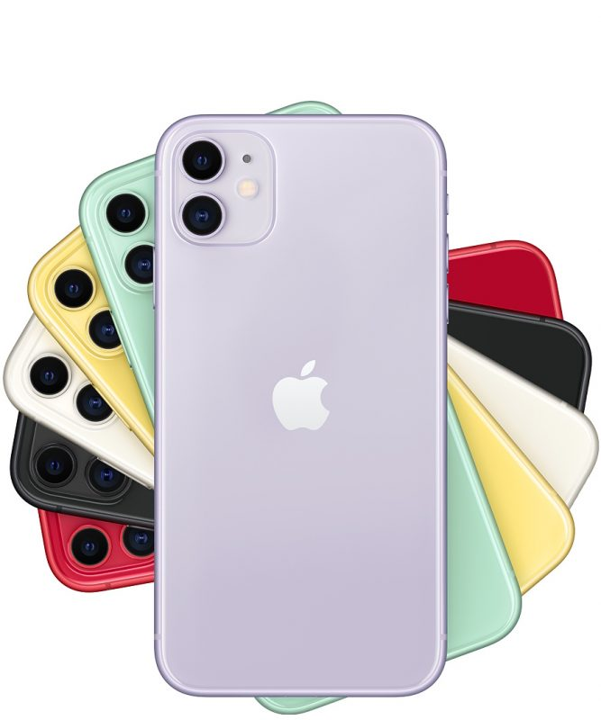 Apple iPhone 11 Simu za 2019
