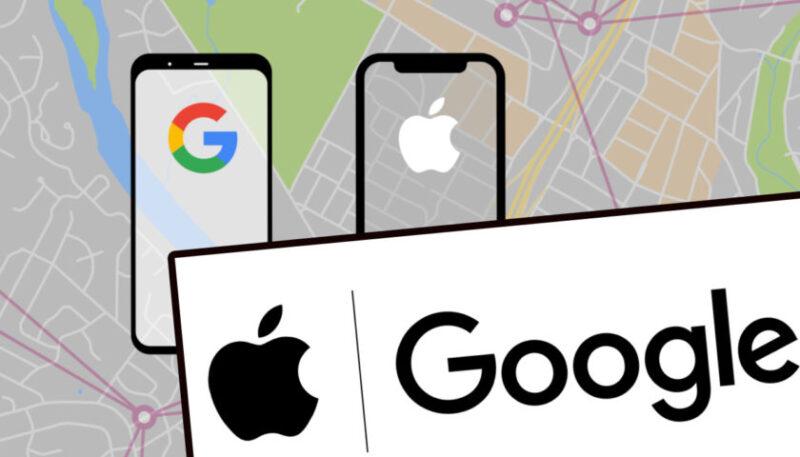 Apple na Google kushirikiana kwenye teknolojia ya kufuatilia watu wenye maambukizi ya Coronavirus