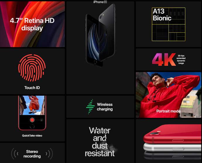 iphone iphone se 2020
