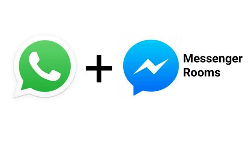 Messenger Rooms kwenye WhatsApp