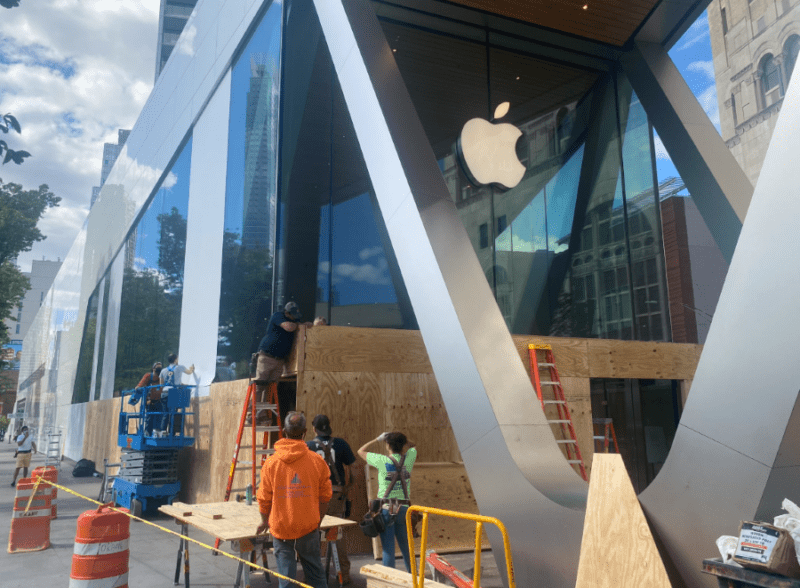 Apple na wafanyakazi ambao hawajachanja chanjo ya UVIKO-19