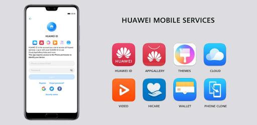 Huawei bila Google