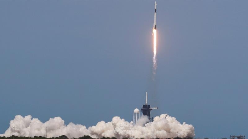 Nasa na SpaceX: Wafanikisha safari ya kwanza ya wanasayansi iliyohusisha kampuni binafsi. #Anga