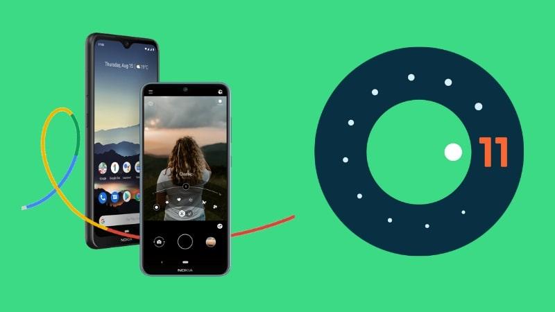 Android 11 itafika lini kwenye simu janja za Nokia?