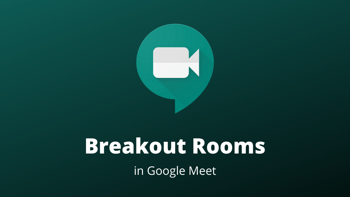 Uwezo wa kuwagawa washiriki kwenye makundi ndani ya Google Meet