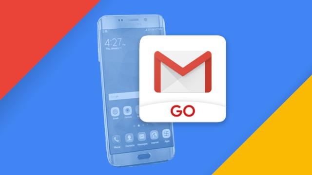 Gmail Go kwa ajili ya simu yenye memori ndogo
