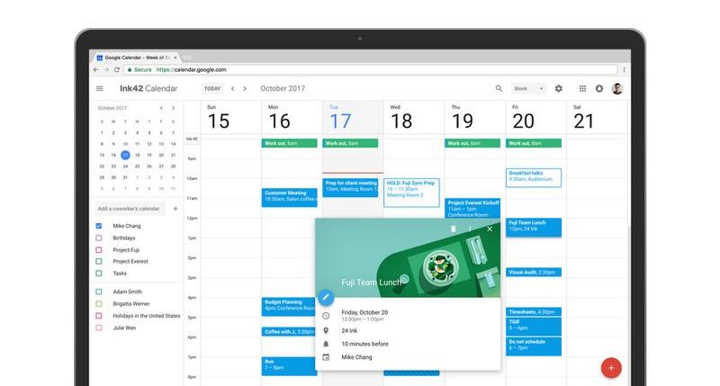 Kutumia kalenda za Google kutunza kumbukumbu