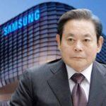 Mwenyekiti wa Samsung Lee Kun-hee amefariki