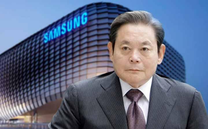 Mwenyekiti wa Samsung Lee Kun-hee amefariki akiwa na umri wa miaka 78