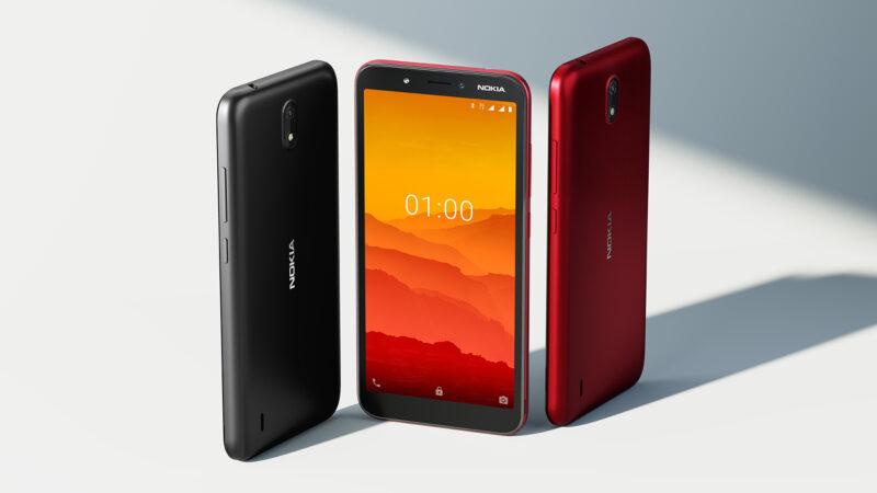 Uchambuzi wa simu ya Nokia C1, uwezo na sifa.