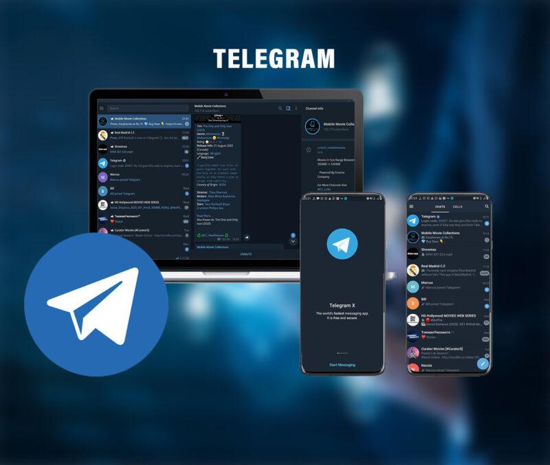 Whatsapp au Telegram
