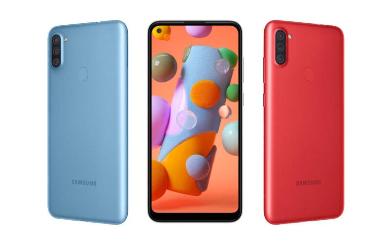 Uchambuzi wa Simu ya Samsung Galaxy A11, uwezo na sifa.