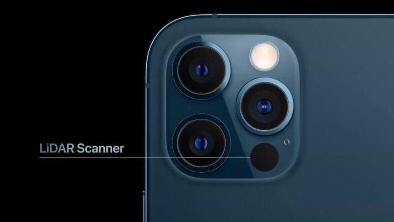 FAHAMU Teknolojia Ya LiDAR Kwenye Baadhi Ya iPhone!