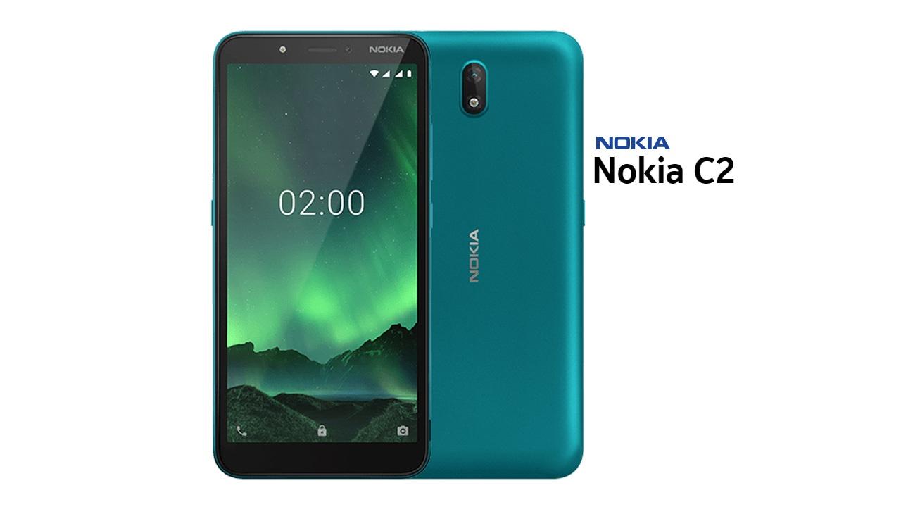 Uchambuzi wa Nokia C2, uwezo na sifa.
