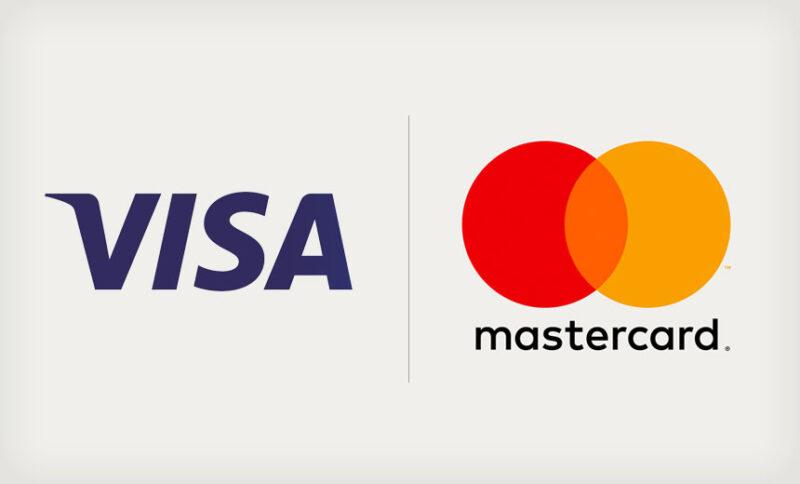 mastercard au visa