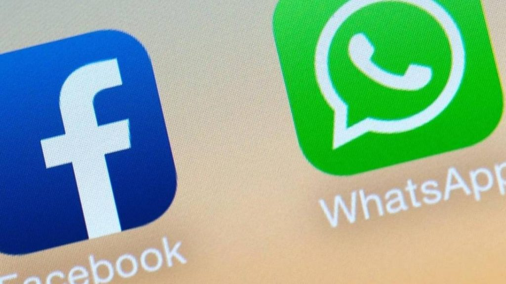 data za whatsapp facebook