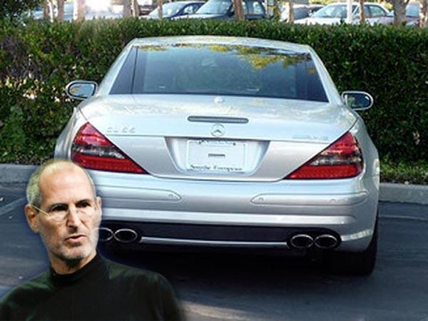 Gari la Steve Jobs halikuwaga linawekwa namba za usajili / 'plate number'. #Fahamu