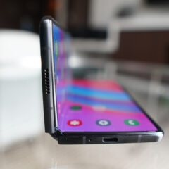 Samsung kutengenezea vioo vya kujikunja/kukunjuka kwa ajili ya wengine