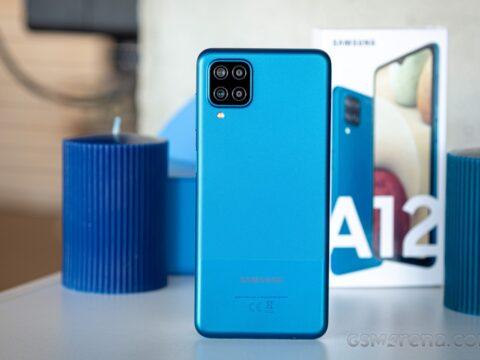 Hii ndio nje ndani Samsung Galaxy A12