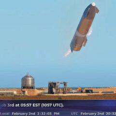 SpaceX na jaribio jingine la Starship, mambo yameharibika kwenye kutua