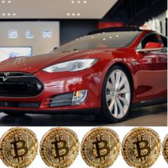 Tesla kupokea malipo kwa BitCoin, pia wawekeza zaidi ya $ Bilioni moja