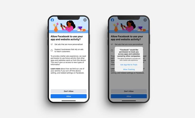 Facebook waanza kuomba data za watumiaji wa iPhone