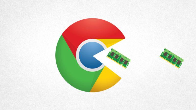 Chrome kupunguza utumiaji wa RAM