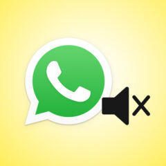 Uwezo wa kukata sauti ya video kwenye WhatsApp. #Maujanja