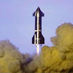 SN10 – SpaceX wafanikiwa kutua roketi ndege yao ya Starship kwa mara ya kwanza