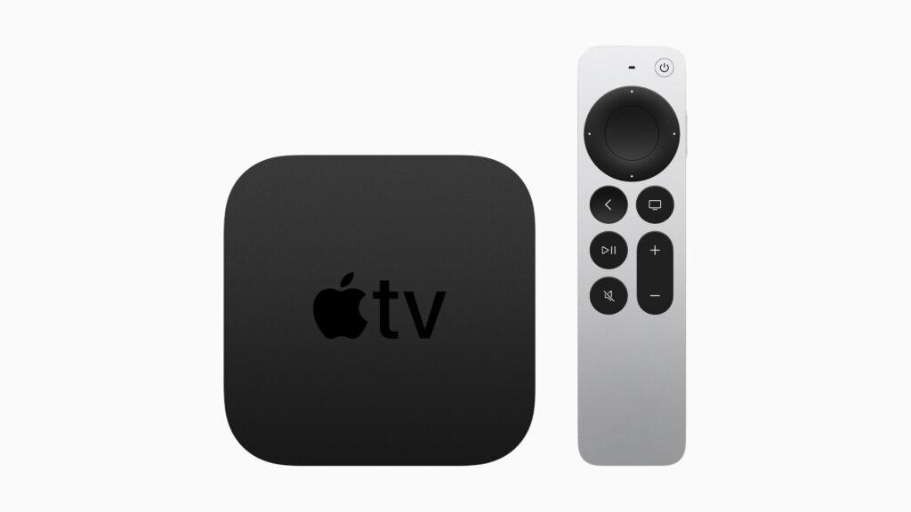 apple 4k tv vilivyotangazwa na Apple