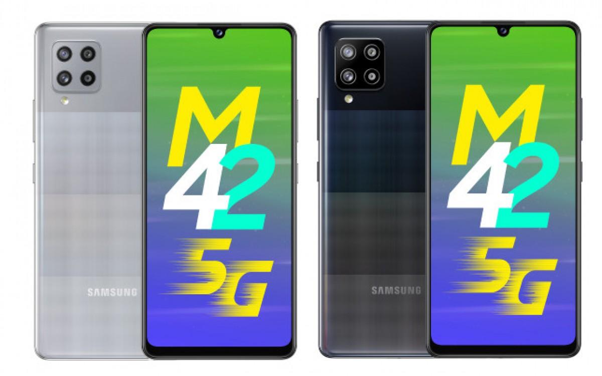 Samsung wazindua Galaxy M42 5G